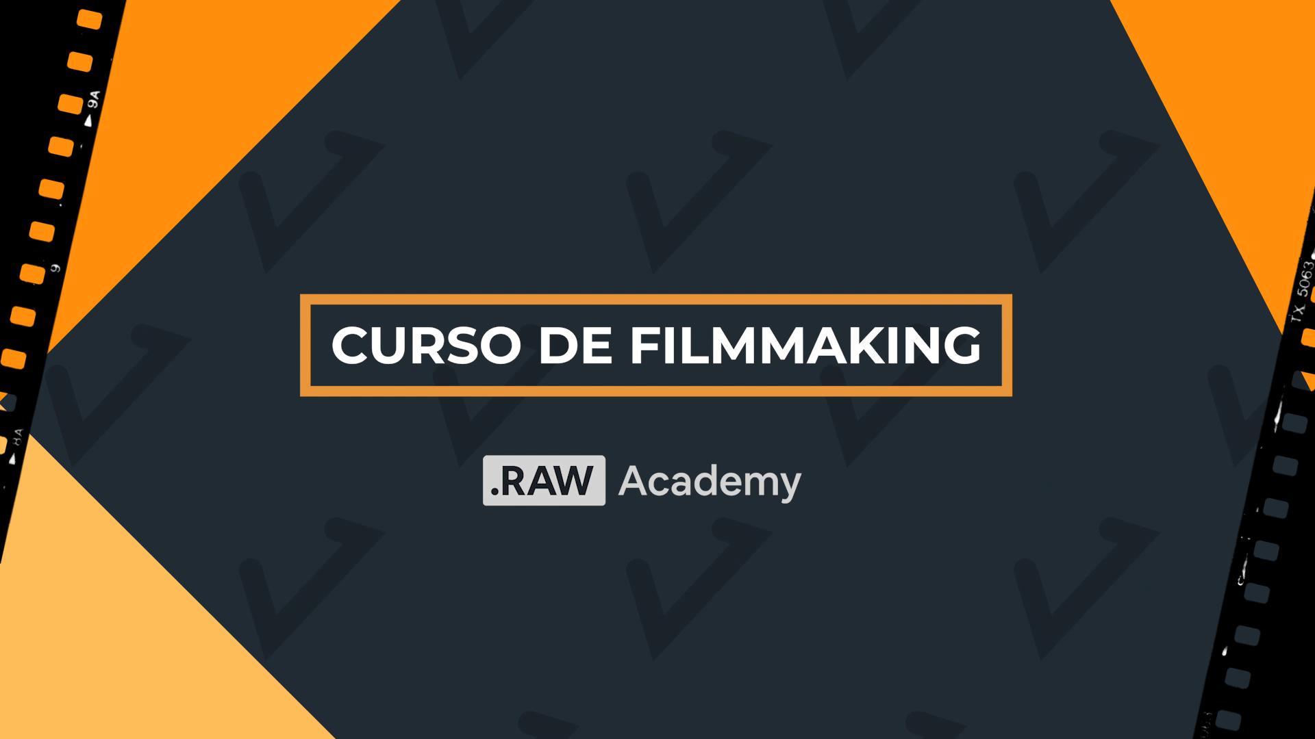 Curso de Filmmaking 2021