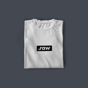 Camiseta Filmmaker .RAW (Blanca)