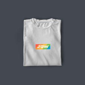 Camiseta Polaroid .RAW